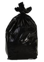 Acheter Garbage bag 100 liters strong black package 200
