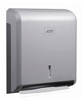 Acheter Towel dispenser metal gray ABS JVD