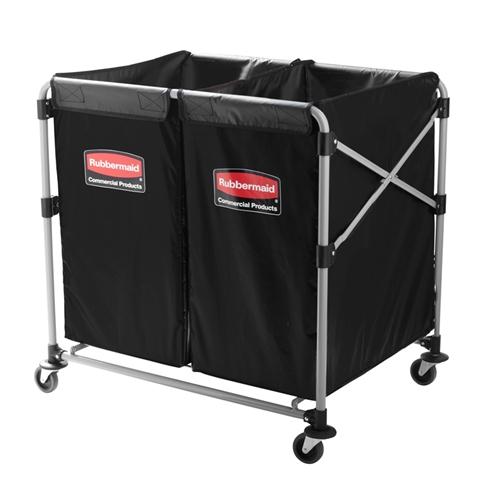 Hotel Linen Trolley Cart Rubbermaid X 300 L