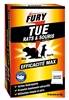 Rodenticide and souricide Fury box 400 grs