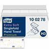 Tork Premium hand towel paper folding white V package 3000