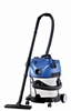 Wet and dry vacuum cleaner Nilfisk Multi 20 stainless steel