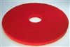 Scotch Brite Red Pad 406  mm pack of 5 pads
