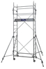 Mobile tower in AC 150 Duarib steel 4.80 meters
