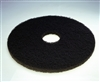 Scotch Brite Black Pad 280 mm pack of 5 pads
