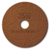 3M Scotch Brite disc crystallization sienna 406 mm by 5