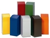 Selective sorting container 76 liters green