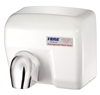 Electric hand dryer automatic white vandal 2400 W