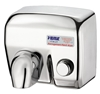 Dryer electric hand polished stainless vandal 2400 W manual