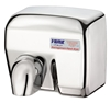 Automatic hand dryer electric stainless chrome vandal 2400 W