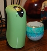 Automatic fragrance diffuser Prodifa basic mini green