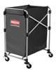 _UK_Chariot linge hotel Rubbermaid X Cart 150 L