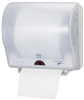 Hand towel dispenser translucent Lotus enMotion Impulse compact