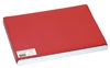 Placemat paper 30 x 40 bright red package of 500
