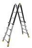 Articulee pro telescopic ladder 1.25 m / 5.10 aluminum Centaur