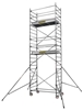 Aluminum scaffolding Centaure ST2 3.90m