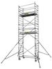 Aluminum scaffolding Centaure ST3 4.90m