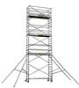 Aluminum scaffolding Centaure STL4 5.90 m