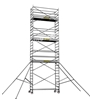 Aluminum scaffolding Centaure STL8 9.90 m