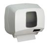 White towel dispenser automatic hands Rossignol edissor