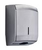 Hand towel dispenser Lensea Rossignol brushed stainless steel