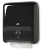 Hand towel dispenser Tork Matic black H1