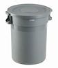 Round container Rossignol 120L Flattop