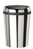 Rossignol 59 L Swingy oval trashcan with swinging lid