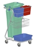 Cleaning material Z Service Cart Product