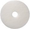 White disc rotary floor polishing floor 406 mm package 5