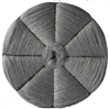 Steel wool marble crystallisation pad 432 pack of 5 pads