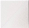 Nonwoven disposable towel 40 x 40 white 50 pack