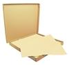 Ply paper 70 x 70 cm ivory parcel 500