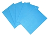 Mop kitchen hygiene maintenance HACCP 35x50 blue pack of 25
