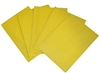 Mop kitchen hygiene maintenance HACCP 35x50 yellow pack of 25