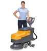 Taski Swingo 450 BMS scrubber with  built in battery-charger