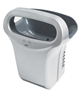 Electric air hand dryer Exp'Air ultrafast pulse JVD gray