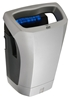 Electric hand dryer JVD Stell Air pulse gray