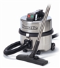 Numatic vacuum SSV 250-22 brushed stainless steel
