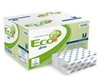 M fold hand towel paper Ecolabel white 23x32cm package 1875