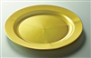 Disposable plate or round prestige D 190 mm package 96