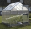 Juliana solar garden greenhouse grow 4.5 m2 polycarbonate