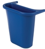 4.5 liter recycling bin insert, Blue