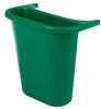 Rubbermaid trash bin separation tris selective green 4.5 Litres