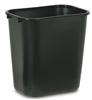 Rubbermaid trash selective sorting 26.6 Litres Black