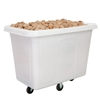 Cubic carriage Rubbermaid 300 liters 181 kg white