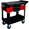 _UK_Chariot de travail Rubbermaid mobile