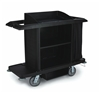 Rubbermaid Full Size Housekeeping Cart