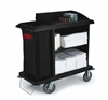 Rubbermaid Compact Housekeeping Cart