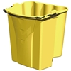 17 liters bucket separator Rubbermaid Trolley WAVEBRAKE